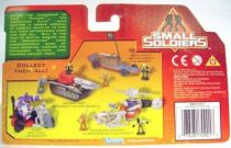 Small Soldiers  - Die-cast - Skate-a-Pult (with Chip Hazard & Archer)