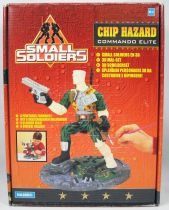 Small Soldiers - Hasbro - Ready to paint figure kit - Chip Hazard Commando Elite