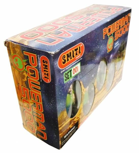 Smiti Playset Set 001 : Powerman 5000