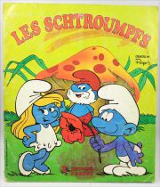 Smurfs - Panini Stickers collector book