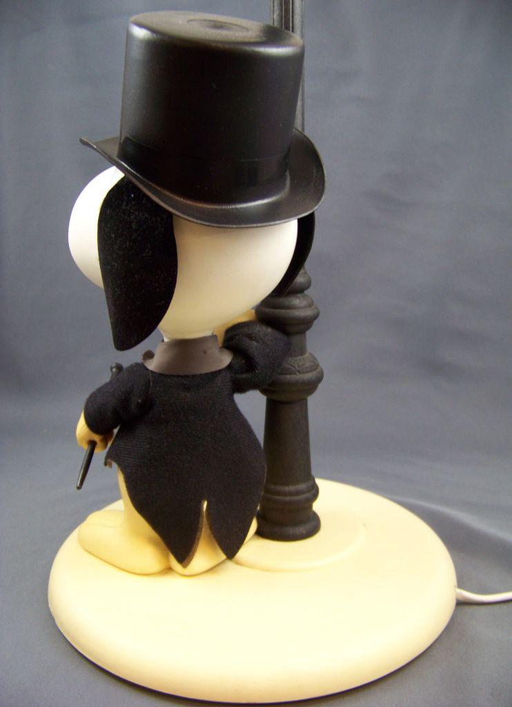 Snoopy - Lampe de Chevet - Snoopy Gentleman 03