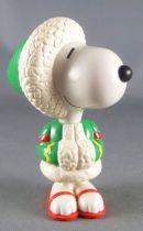 Snoopy - Figurine articulée Premium McDonald - Snoopy Alaska