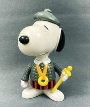 Snoopy - Figurine articulée Premium McDonald - Snoopy Écosse