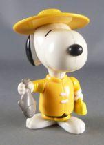 Snoopy - Figurine articulée Premium McDonald - Snoopy Hong Kong
