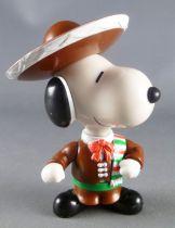 Snoopy - Figurine articulée Premium McDonald - Snoopy Mexique