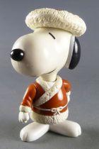 Snoopy - Figurine articulée Premium McDonald - Snoopy Mongolie