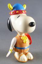 Snoopy - Figurine articulée Premium McDonald - Snoopy Norvège