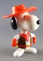 Snoopy - Figurine articulée Premium McDonald - Snoopy Texas
