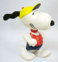 Snoopy - Figurine PVC Schleich - Snoopy Marathonien