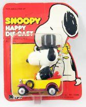 """Snoopy - Hasbro Aviva - Les Joyeux Pilotes \""""Tuxedo Snoopy\"""""""