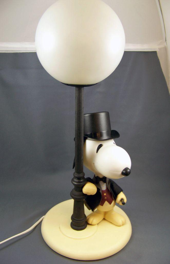Snoopy - Lampe de Chevet - Snoopy Gentleman 01