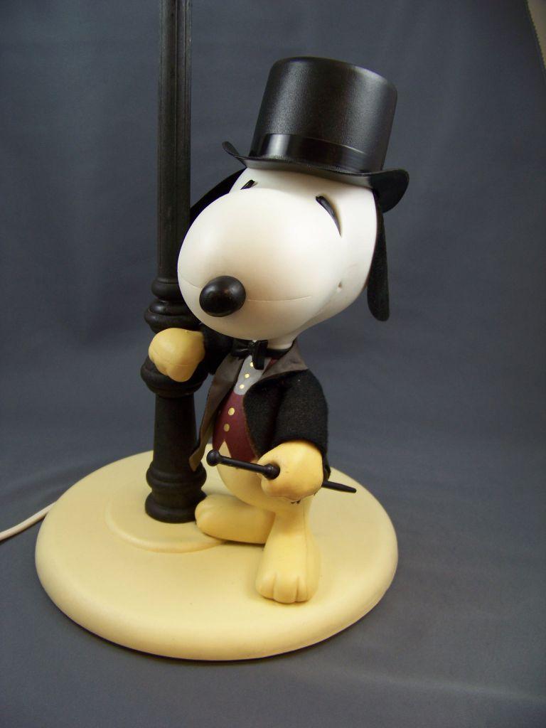 Snoopy - Lampe de Chevet - Snoopy Gentleman 02