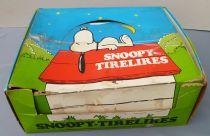 Snoopy - Lang Ceji - Display Box Tirelire Snoopy Boite Vide