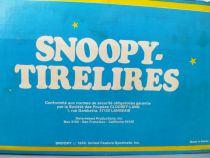 Snoopy - Lang Ceji - Snoopy Banks Empty Display Box