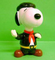 Snoopy - McDonald Premium Action Figure - Snoopy Argentina