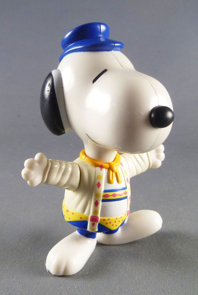 Snoopy - McDonald Premium Action Figure - Snoopy Germany