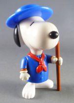 Snoopy - McDonald Premium Action Figure - Snoopy Italy