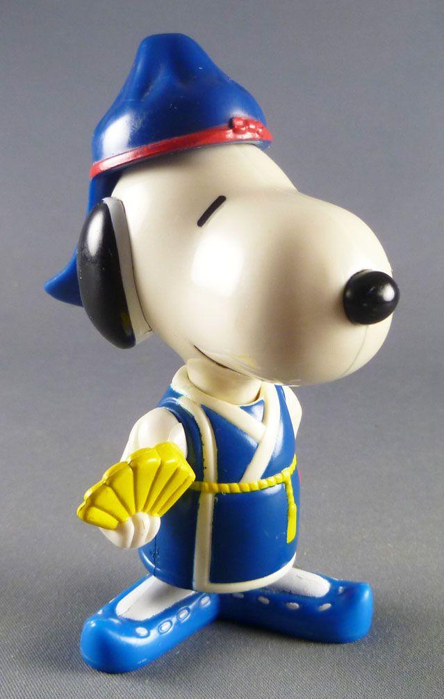 Snoopy - McDonald Premium Action Figure - Snoopy Korea