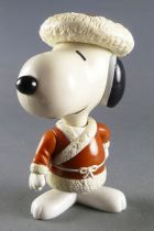 Snoopy - McDonald Premium Action Figure - Snoopy Mongolia