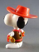 Snoopy - McDonald Premium Action Figure - Snoopy Texas