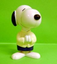 Snoopy - McDonald Premium Action Figure - Snoopy Thailand