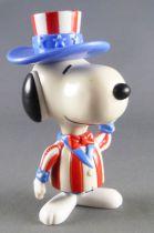 Snoopy - McDonald Premium Action Figure - Snoopy Usa