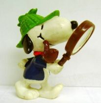 Snoopy - Schleich PVC Figure - Detective Snoopy