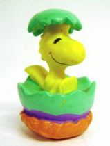 Snoopy - Schleich PVC Figure - Woodstock goes out of his egg