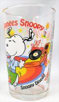 Snoopy - Verre à moutarde Amora - Les années Snoopy