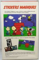 Snoopy & Woodstock - Colorforms magic stickers set