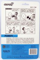 Snoopy et les Peanuts - Figurine ReAction Super7 - Franklin