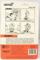 Snoopy et les Peanuts - Figurine ReAction Super7 - Linus