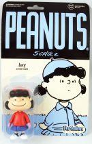 Snoopy et les Peanuts - Figurine ReAction Super7 - Lucy
