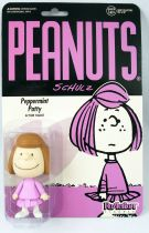 Snoopy et les Peanuts - Figurine ReAction Super7 - Peppermint Patty