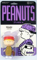 Snoopy et les Peanuts - Figurine ReAction Super7 - Schroeder