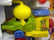Snorky / Snorkles - Guisval Display 12 Snorky Die-cast vehicles