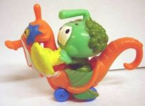 Snorky / Snorkles - Guisval PVC Figure - Looter & Hippocampus