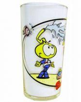 Snorky / Snorkles - Maille mustard glass - Allstar & Daffney