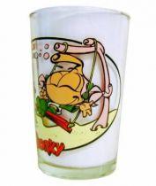 Snorky / Snorkles - Maille mustard glass -Daffney & Casey