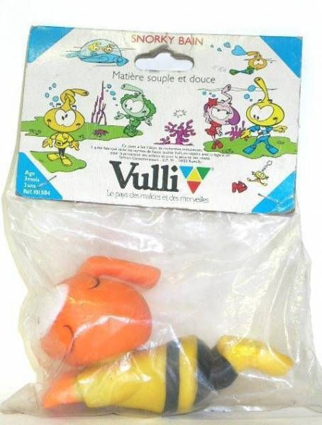 Snorky / Snorkles - Vulli Bath soft and supple - Dimmy