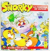 Snorky/Snorkels - Mini-LP Book-Record - Lady Oscar, Guard Captain - Ades / Le Petit Menestrel Records 1986