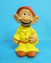 Snow White - Bully 1982 PVC figure - the dwarf Dopey