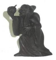 Snow White - La roche aux fées Figures - Complete Set of 10 monocolors premium