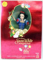"Snow White - Mattel - \""The Signature Collection\"" 60th Anniversary edition doll 1997 (ref.17761)"