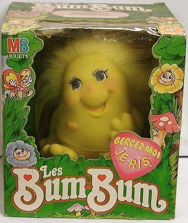 Snugglebums - Tidouce (mint in box)