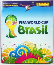 Soccer - Panini Stickers Album - FIFA World Cup Brasil 2014