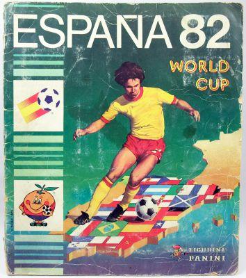 PANINI WORLD CUP ESPANA 82 N 54 SCUDETTO POLSKA
