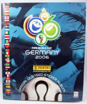 Soccer - Panini Stickers Album - FIFA World Cup Germany 2006