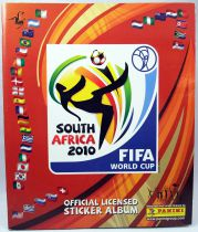Soccer - Panini Stickers Album - FIFA World Cup South Africa 2010