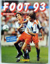 Soccer - Panini Stickers Album - Foot 93